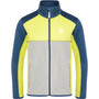 Dare 2b Exceed Core Stretch Jacke Kinder admiral blue/citron lime