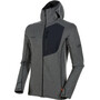 Mammut Aconcagua Light ML Hooded Jacket Herr Black