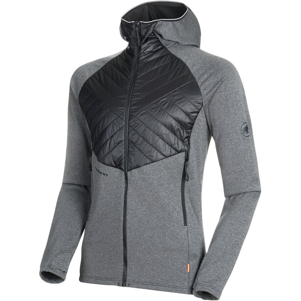 Mammut Aconcagua Light Hybrid ML Hooded Jacket Herr black