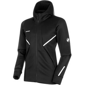 Mammut Avers ML Hooded Jacket Herr black black