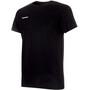 Mammut Seile T-Shirt Herr Black PRT3