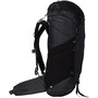 Bergans Helium 55 Hiking Pack Dam Solid Charcoal/Black