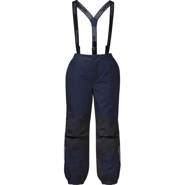 Bergans Lilletind Insulated Pants Barn Navy/Solid Charcoal