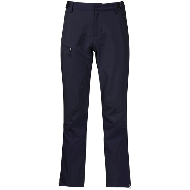 Bergans Slingsby Robust Softshell Pants Dam Dark Navy