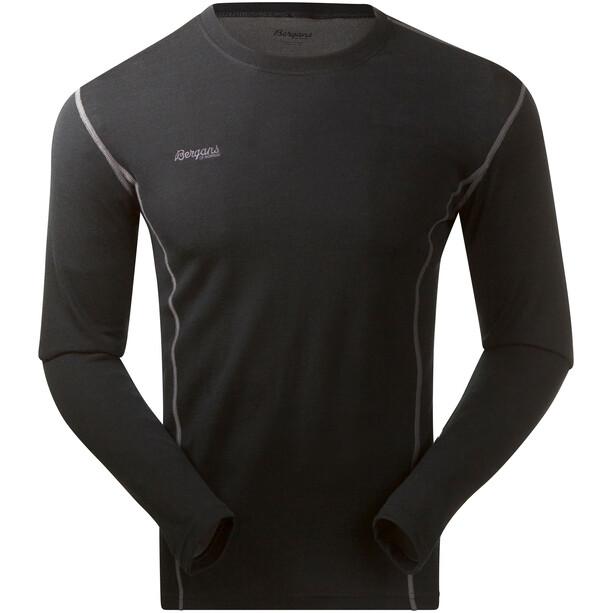 Bergans Akeleie Shirt Herren black