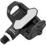Look Exakt Single Powermeter Pedals black/silver