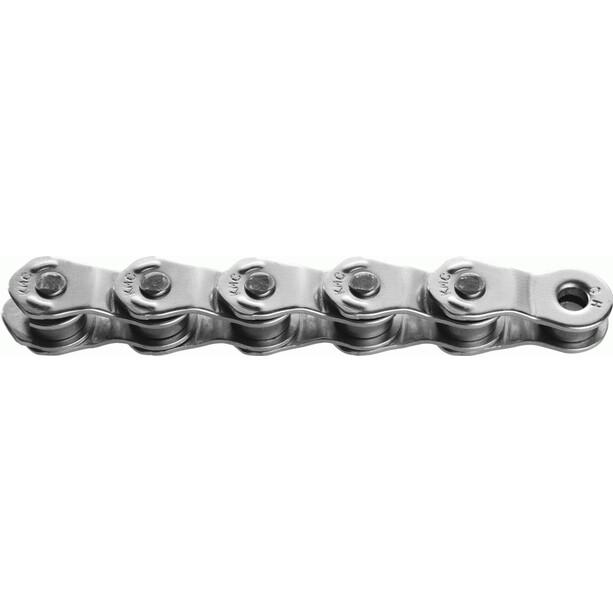 KMC HL1 Wide Kæde 1-speed, sølv