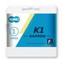 KMC K1 Narrow Kette 1-fach BMX silver