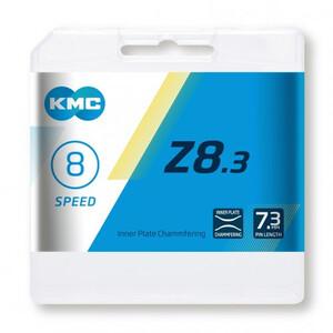 KMC Z8 Kæde 7-/8-speed, sølv/grå sølv/grå