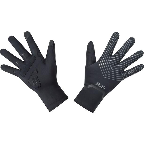 GORE WEAR C3 Gore-Tex Infinium Stretch Mid Handschuhe schwarz