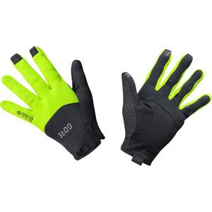 GORE WEAR C5 Gore-Tex Infinium Handschuhe schwarz/gelb schwarz/gelb
