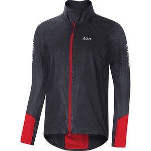 GORE WEAR C5 Gore-Tex Shakedry 1985 Vis Jacket Herr black/red black/red