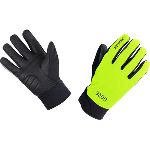 GORE WEAR C5 Gore-Tex Thermo Handschuhe neon yellow/black neon yellow/black