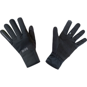 GORE WEAR M Gore Windstopper Thermo Handschuhe schwarz schwarz