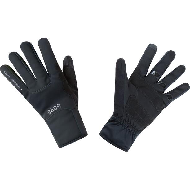 GORE WEAR M Gore Windstopper Thermo Handschuhe schwarz