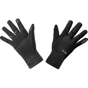 GORE WEAR M Gore-Tex Infinium Mid Handschuhe black black
