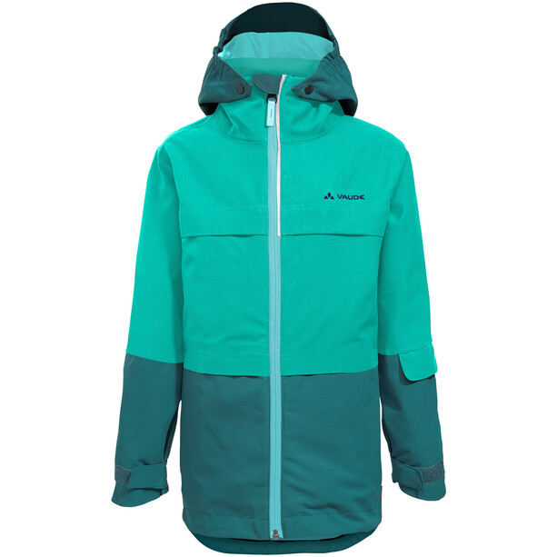 VAUDE Snow Cup 3in1 Jacke Kinder petroleum