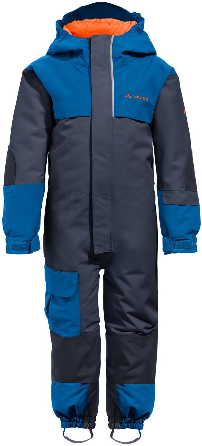 104 Bright pink VAUDE Kinder Kids Suricate 3in1 Jacket III Doppeljacke