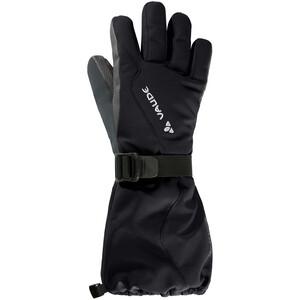 VAUDE Snow Cup Handschuhe Kinder schwarz schwarz