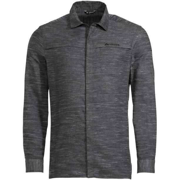VAUDE Mineo Langarm Shirt Herren grau