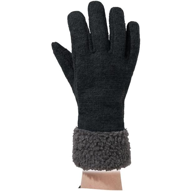 VAUDE Tinshan IV Handschuhe Damen phantom black