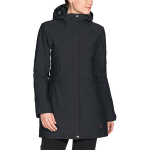 VAUDE Skomer Winter Parka Damen phantom black phantom black