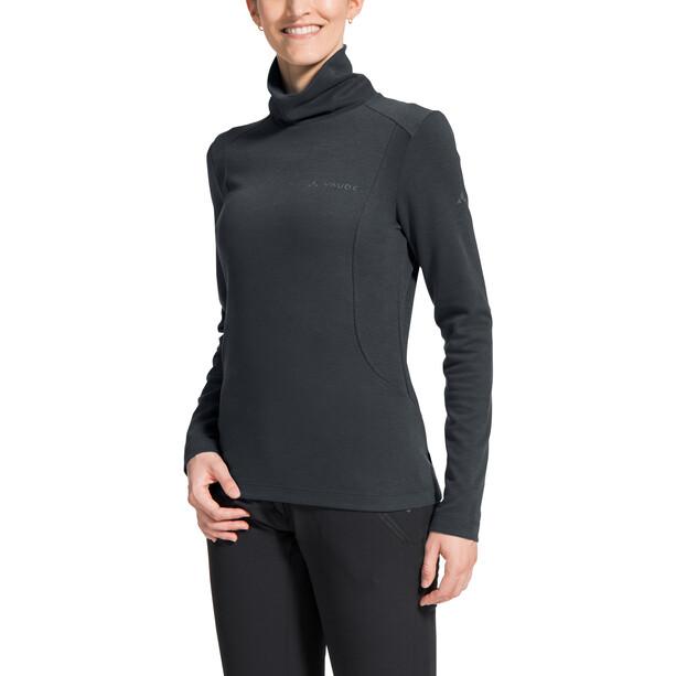 VAUDE Skomer Winter Pullover Damen phantom black