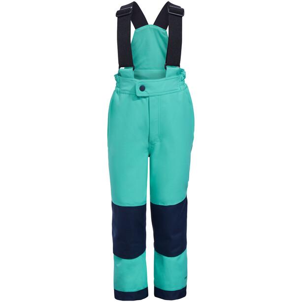 VAUDE Snow Cup Pants III Barn Peacock