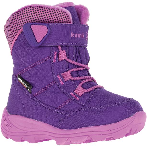 Kamik Stance Winterstiefel Säugling purple
