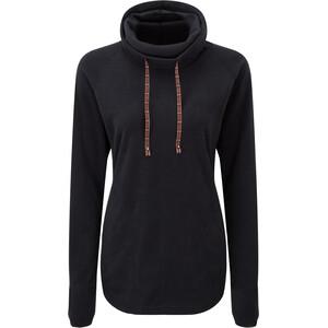 Sherpa Rolpa Pullover Damen black black