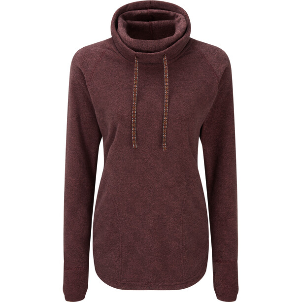 Sherpa Rolpa Pullover Damen churu pink