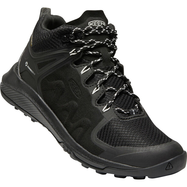 Keen Exp*** Mid WP Schuhe Damen black/star white