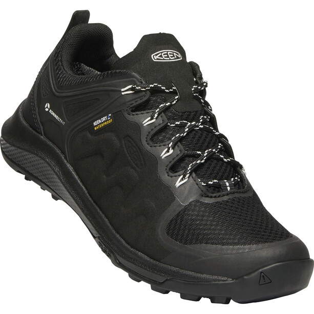 Keen Exp*** WP Chaussures Femme, black/star white