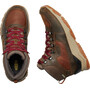 Keen Innate Leather Mid WP Schuhe Damen praline/cherry