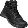 Keen Exp*** Mid WP Schuhe Herren black/magnet