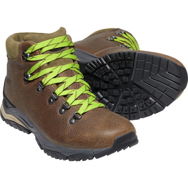Keen Feldberg APX WP Schuhe Limited Edition Herren in the woods green
