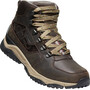 Keen Innate Leather Mid WP Schuhe Limited Edition Herren root brown