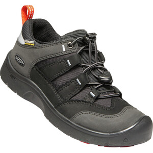 Keen Hikeport WP Schuhe Jugend black/bright red black/bright red