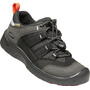 Keen Hikeport WP Schuhe Jugend black/bright red