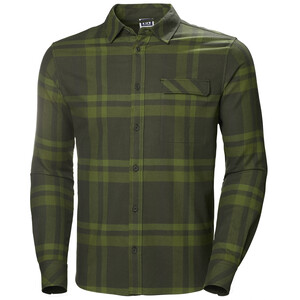 Helly Hansen Classic Check Langarm Shirt Herren forest night plaid forest night plaid