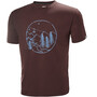 Helly Hansen Skog Graphic T-Shirt Herren andorra