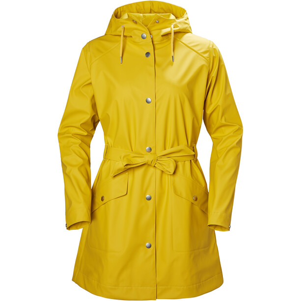 Helly Hansen Kirkwall II Sadetakki Naiset, essential yellow