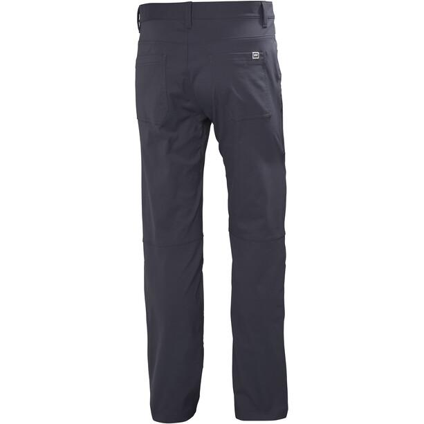 Helly Hansen Holmen 5 Pocket Pants Herr graphite blue
