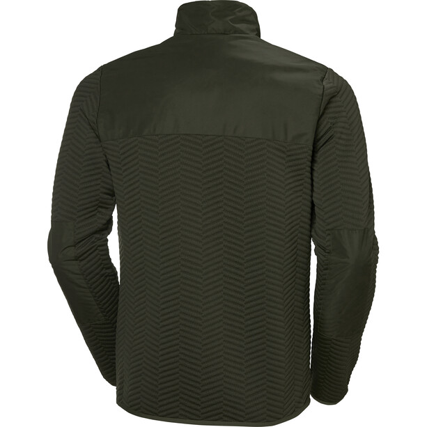 Helly Hansen Lillo Sweater Herr forest night