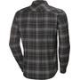 Helly Hansen Classic Check LS Shirt Herr charcoal plaid