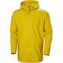 Helly Hansen Moss Rain Coat Herr essential yellow