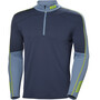 Helly Hansen Lifa Active 1/2 Zip Shirt Herr north sea blue