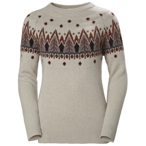 Helly Hansen Wool Knit Sweater Dam offwhite offwhite