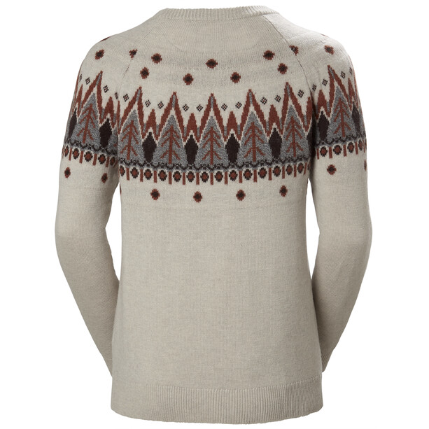 Helly Hansen Wool Knit Sweater Dam offwhite