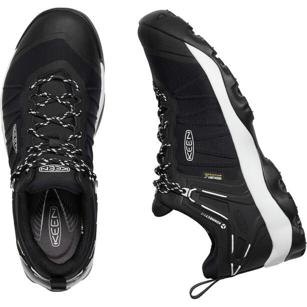 Keen Venture WP Shoes Herr Black/Star White